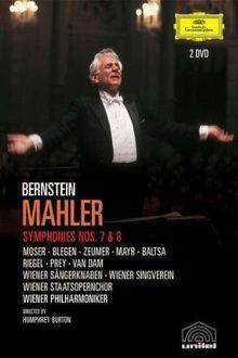 Mahler, Gustav - Sinfonie Nr. 7, Nr. 8 [2 DVDs]