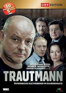 Trautmann: Die komplette Serie (Neuauflage) [5 DVDs]