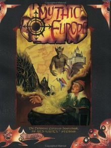 Mythic Europe: Ars Magica