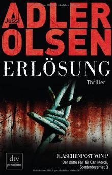 Erlösung: Der dritte Fall für Carl Mørck, Sonderdezernat Q Thriller