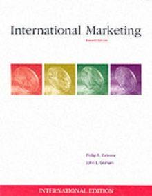 International Marketing (The Mcgraw-Hill/Irwin Series in Marketing)