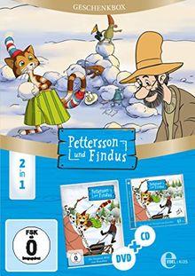 Pettersson und Findus - Der Kinofilm - Geschenkbox (DVD + Hörspiel)