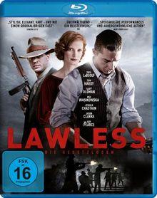 Lawless - Die Gesetzlosen [Blu-ray]