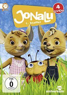 JoNaLu - 1. Staffel, Komplettbox [4 DVDs]
