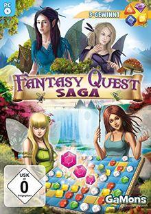 GaMons - Fantasy Quest Saga (PC)