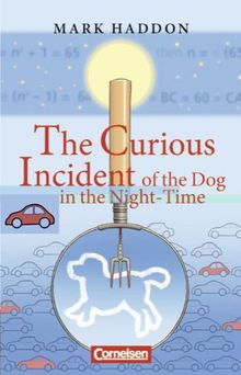 Cornelsen Senior English Library - Fiction: Ab 10. Schuljahr - The Curious Incident of the Dog in the Night-Time: Textband mit Annotationen: Ab 10. Schuljahr. Textband