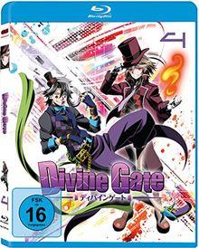 Divine Gate - Vol. 4 - Episoden 10-12 [Blu-ray]