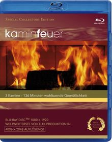 Kaminfeuer HD [Blu-ray] [Special Edition]