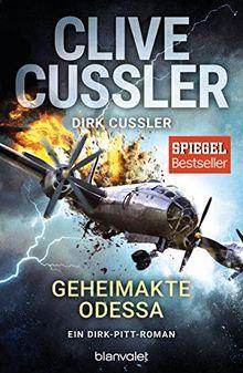 Geheimakte Odessa: Ein Dirk-Pitt-Roman (Die Dirk-Pitt-Abenteuer, Band 24)