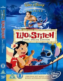 The Story Room: The Making of 'Lilo & Stitch' [UK Import]