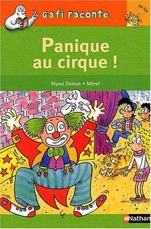 Panique au cirque !