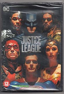 MOVIE - JUSTICE LEAGUE (1 DVD)