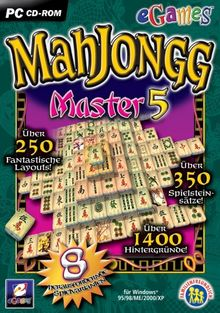 eGames MahJongg Master 5