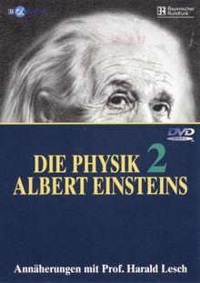 Die Physik Albert Einsteins Teil 2, DVD-Video