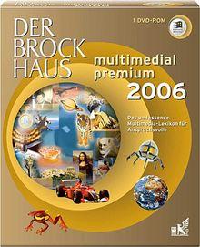 Der Brockhaus multimedial 2006 premium DVD (WIN)