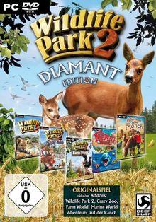 Wildlife Park 2 Diamant-Edition (PC)