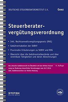 StBVV (Stv-Dokumente)