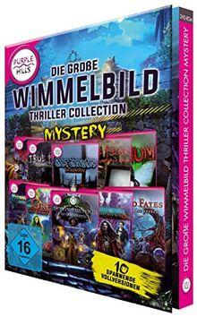 Die große Wimmelbild Mystery Thriller Collection [