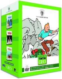 Tintin globe trotter - coffret géo [FR Import]