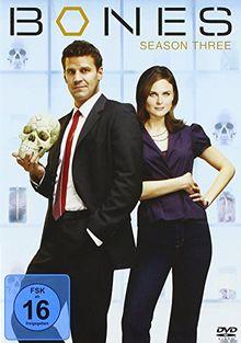 Bones - Season Three [4 DVDs]