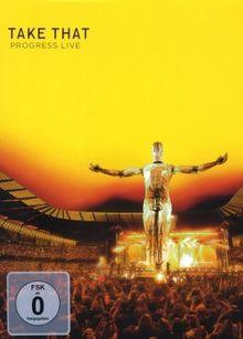Take That - Progress Live [2 DVDs]