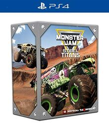 Monster Jam Steel Titans Collector's Edition [Playstation 4]