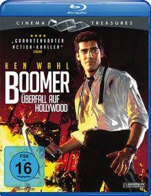 Boomer - Überfall auf Hollywood (Cinema Treasures) [Blu-ray]
