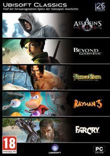 Compil Ubisoft Classics 25Th Anniversary [AT PEGI] - [PC]