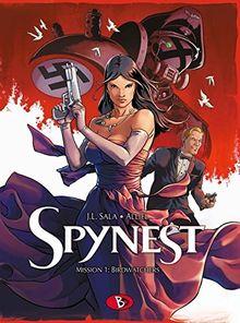 Spynest #1: Mission 1: Birdwatchers