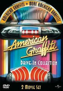 American Graffiti Drive-In Collection +More American Graffiti [2 DVDs]