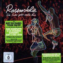 Die Suche Geht Weiter - Live (Ltd.Super Deluxe Hardcover Buch) [2CDs + DVD]