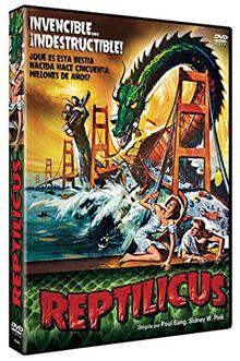 Reptilicus DVD 1961
