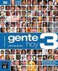 Gente hoy 3 (B2): Libro del alumno + Audio-CD (MP3)