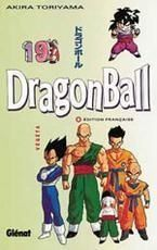 Dragon Ball, tome 19 : Végéta