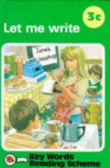 Let Me Write (Reading Scheme : 3c/Pbn 00272)