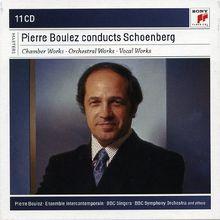 Pierre Boulez Conducts Schönberg