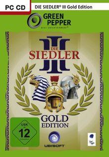 Die Siedler 3 - Gold Edition [Software Pyramide]