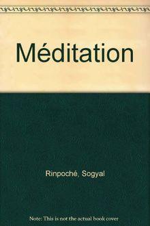 Méditation (Petits Liv Sage)