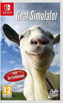 Koch Media NG - Goat Simulator : The Goaty - Switch