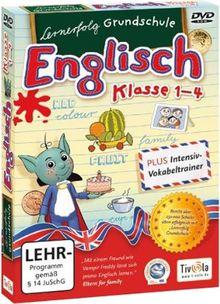 Lernerfolg Englisch 1. - 4. Klasse mit Vokabeltrainer