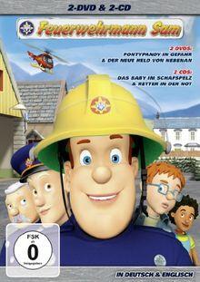 Feuerwehrmann Sam - Special Edition (2 DVD + 2 CD)