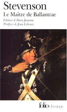 Le Maître de Ballantrae (Folio (Domaine Public))
