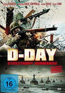 D-DAY - Stoßtrupp Normandie (uncut)