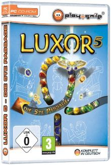Luxor 5: Die fünfte Passage