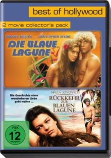 Best of Hollywood - 2 Movie Collector's Pack: Die blaue Lagune / Rückkehr zur blauen... (2 [2 DVDs]