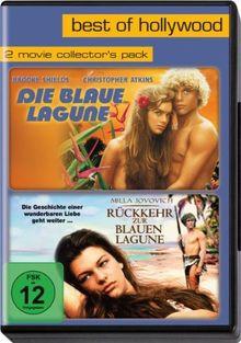 Best of Hollywood - 2 Movie Collector's Pack: Die blaue Lagune / Rückkehr zur blauen... (2 [2 DVDs]