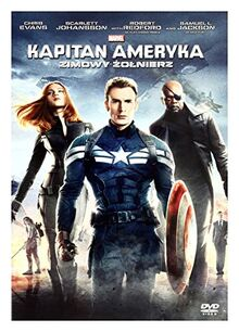 Kapitan Ameryka: Zimowy żołnierz / Captain America 2: The Return of the First Avenger [PL Import]