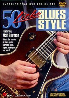 50 Licks Blues Style [UK Import]