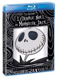 L'étrange Noël de monsieur jack [Blu-ray] [FR IMPORT]