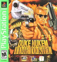 Duke Nukem-Time to Kill